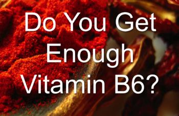 Natural ADHD & Autism Treatments Jacksonville| Vitamin B6